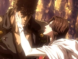 Tutta la storia d'amore di Kenshiro e Julia