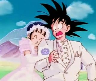 I 13 matrimoni più famosi delle anime e dei manga goku e chichi