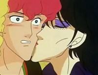 Mirko e Shiller di Kiss Me Licia e i loro baci censurati