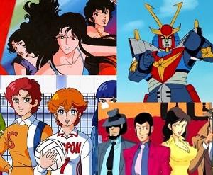 Top 20 delle più belle sigle dei cartoni animati degli anni '80