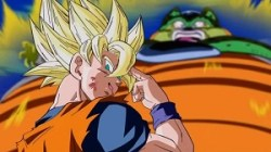 goku cell death morte di goku dragon ball