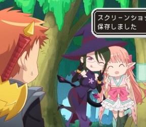 I riferimenti alle anime e ai videogames in Wotakoi