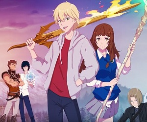 Le serie anime Netflix di settembre 2020 Memorie di Idhun