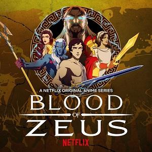 I personaggi di Blood of Zeus Heron è Hercules