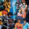 10. Dangaio anime