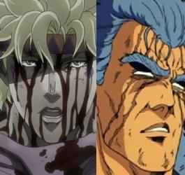 Perché Caesar di Jojo assomiglia a Shu di Ken Il Guerriero