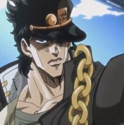 Perché il cappello di Jotaro Kujo sembra rotto dietro