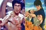 2. Kenshiro e Bruce Lee