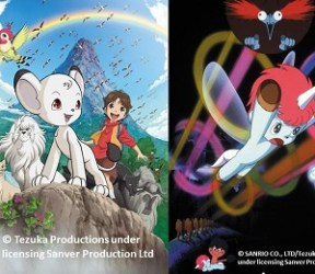 In arrivo i film Kimba il leone bianco e Unico l'unicorno