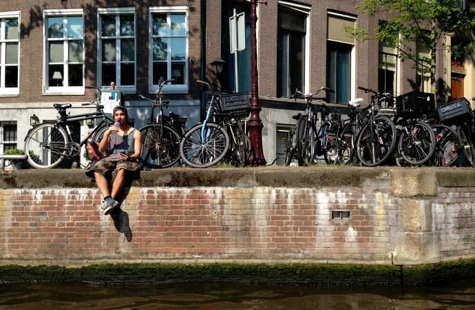 Canali di Amsterdam @ Sara Izzi