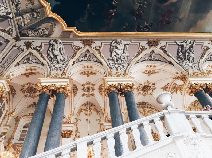 Ermitage'Hermitege museum'Saint Petersburg'Russia-Photo credit byThelostavocado.com (9)