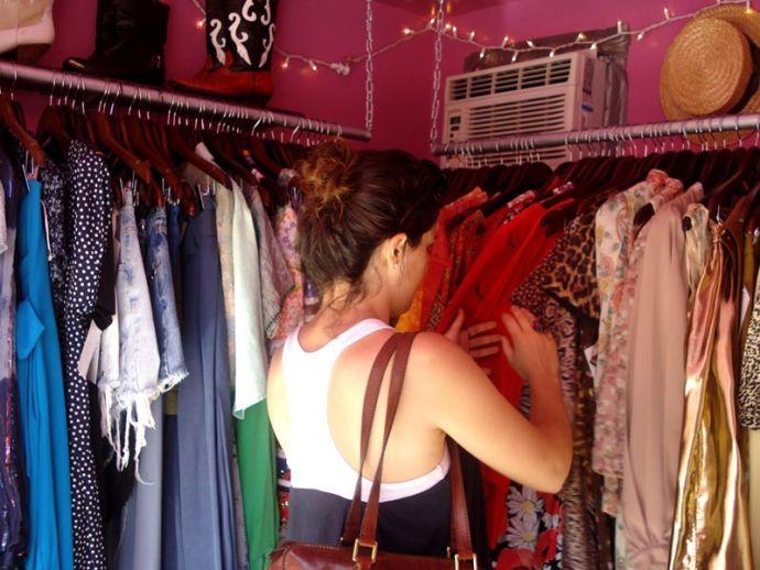 Brooklyn flea market The lost avocado.com