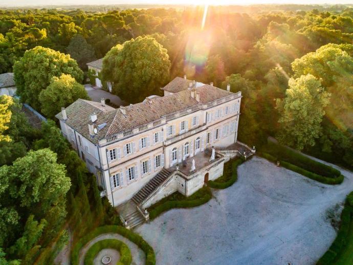 Château Martinay hotel provenza