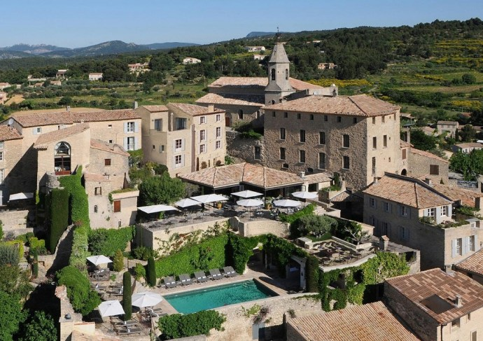 Hotel Crillon le Brave booking.com