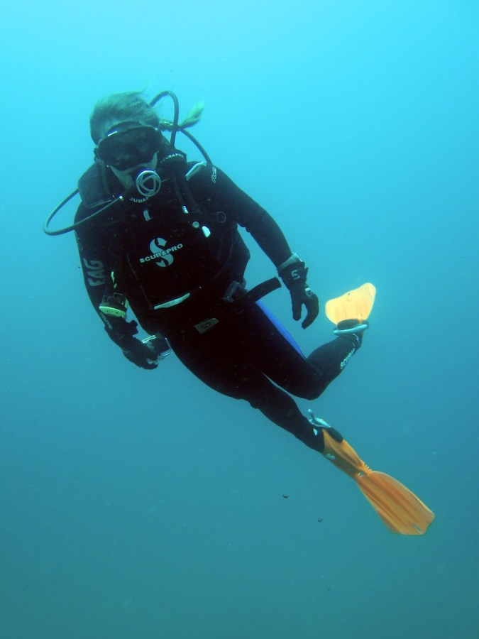 Ashlyn Scuba Diving