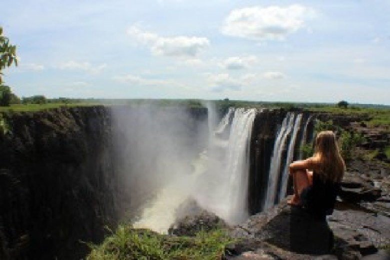 Ashlyn George Victoria Falls Waterfalls