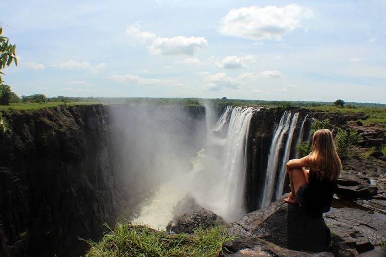 Ashlyn George Victoria Falls Waterfalls