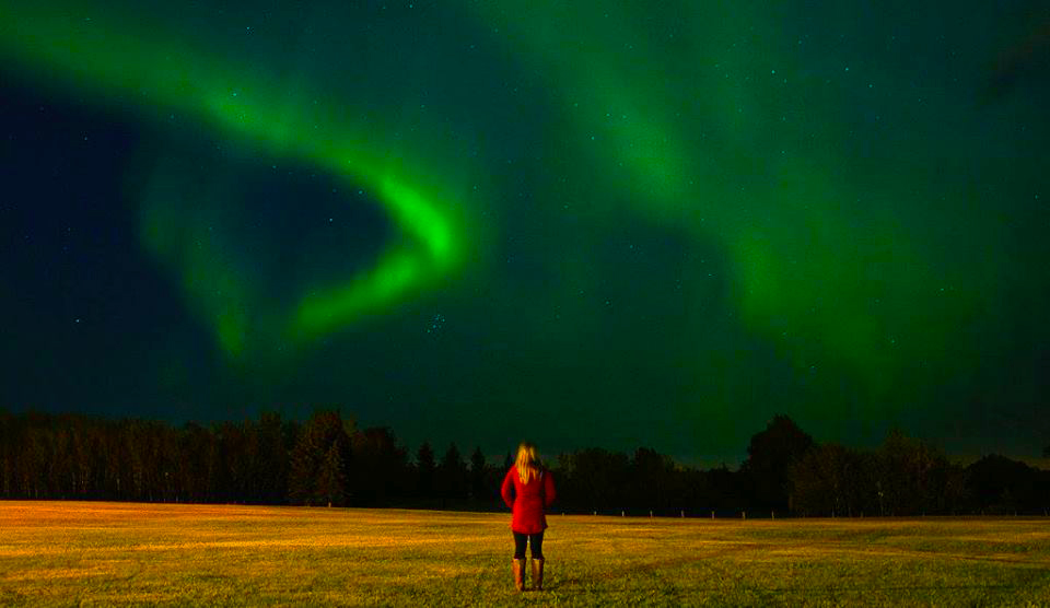 Time Year See Northern Lights