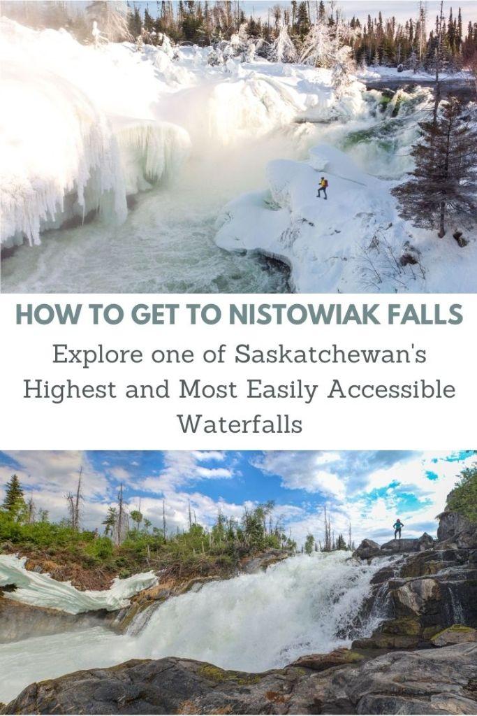 Nistowiak Falls