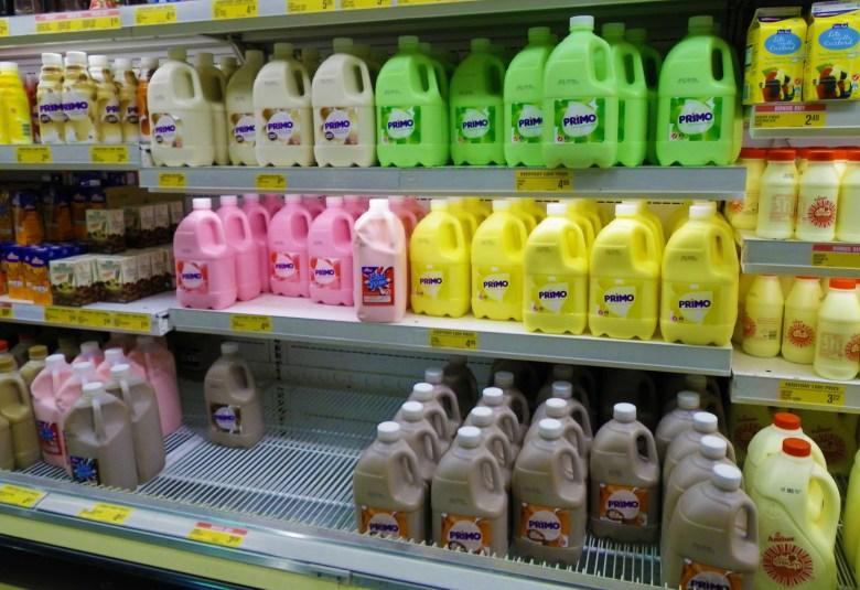 New Zealand Milk