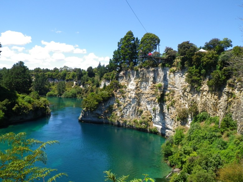 Bungy Jump Taupo