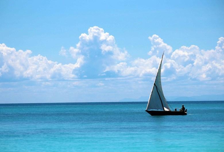 Sailing, Zanzibar