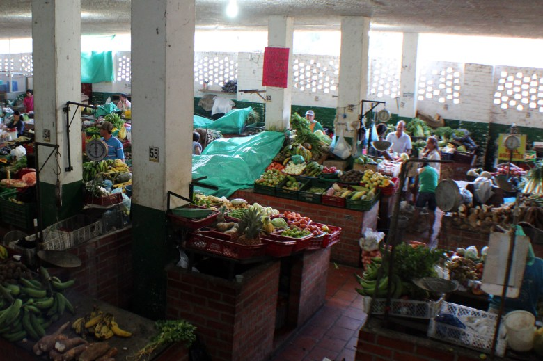 Fruit Market Colombia