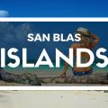 Pieces of paradise of Panama's San Blas Islands