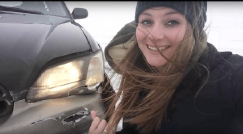 Iceland Car Crash