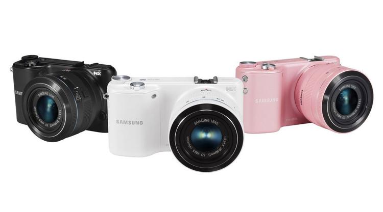 Finally I found a great camera, Samsung NX2000