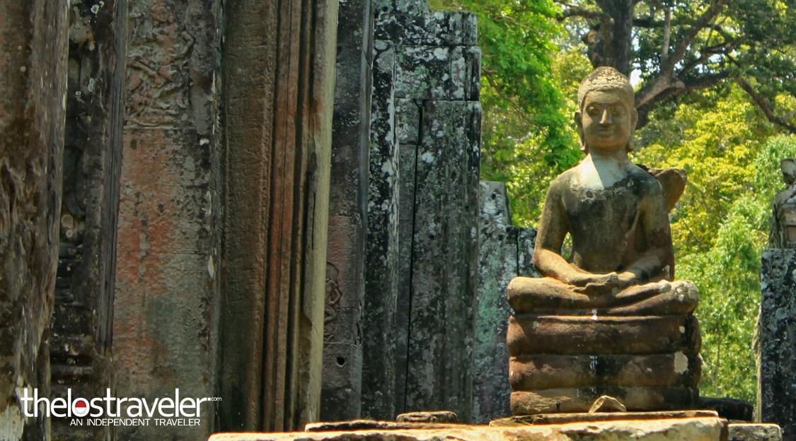 Tentang si Kota Besar, Angkor Thom