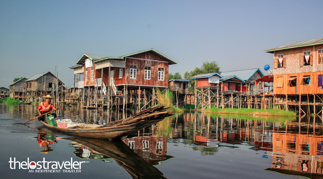 Danau Inle, Wajah Ketiga Myanmar