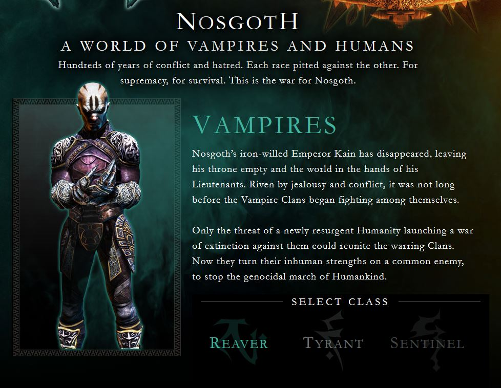 Nosgoth Community Day Nosgoth Legacy Of Kain The Lost