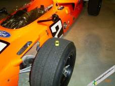 More race chat with Mario's Indy Lotus