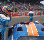 Lotus in Le Mans (Part II): And they're off!