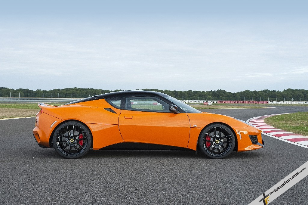Lotus Evora 400 - Orange (4)