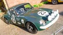 Elan 26R which will be racing in the 6 hours at Spa this weekend!