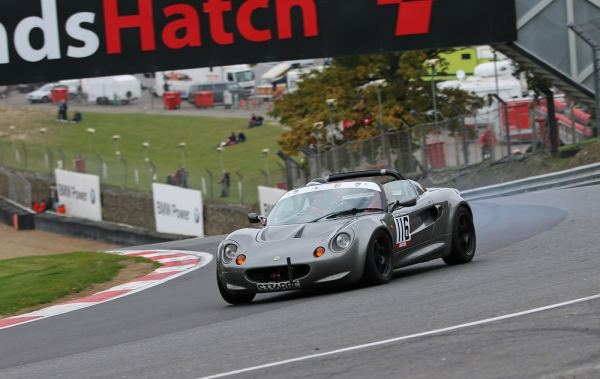 Brooke edges Hannam to claim second Lotus Cup UK Speed Championship title