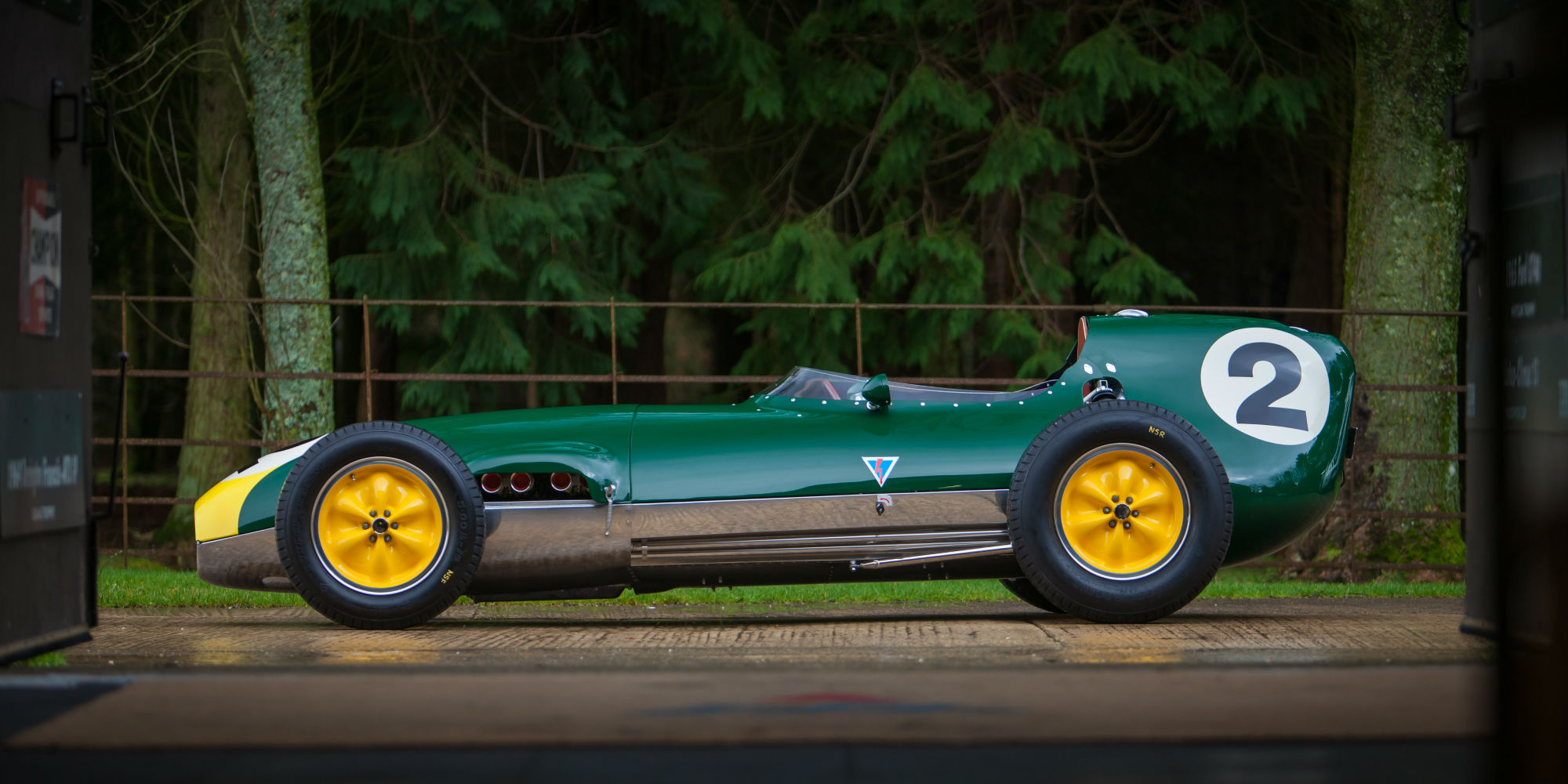 Classic Lotus race cars on the market