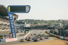 Race one gets underway at Le Mans