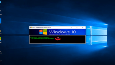 Photo of How to Upgrade from Windows 10 Home to Windows 10 Pro for free