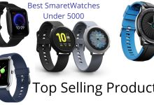 Photo of Top 9 Best Smartwatch Under 5000 In India 2021