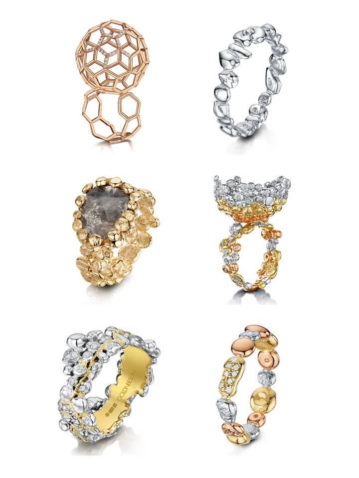 Gold Neilson - handcrafted jewelery - Andrew Gold Neilson - Trends 2016 - Extravagant - Schmuck - Art - Kunst - elegant - Inhorgenta - Preview - Newcomer - Designer