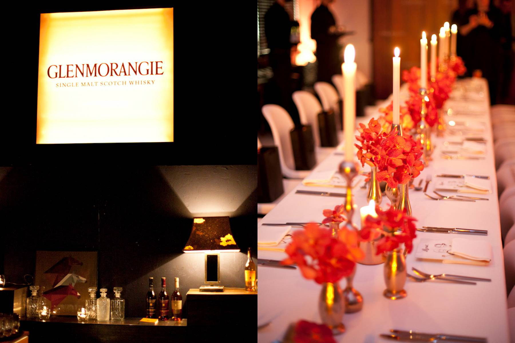 Ladies Whiskey Dinner - Glenmorangie - Munich - Modebranche - Medienbranche - Press Release - Evening - Food - Fashionblog München - Luxus - Studio Simon Lohmeyer - Glockenbach