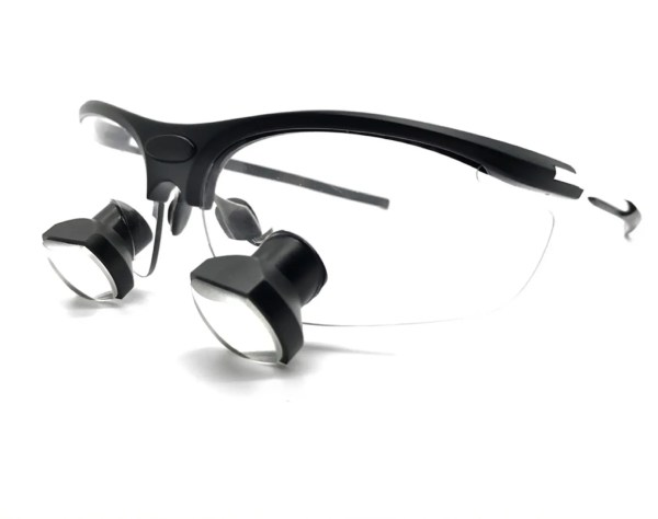 TTL HD loupes for surgeons