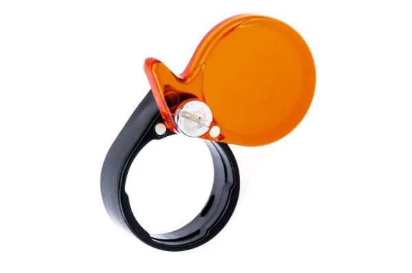 lumadent orange composite filter