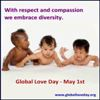 With respect and compassion we embrace diversity.
