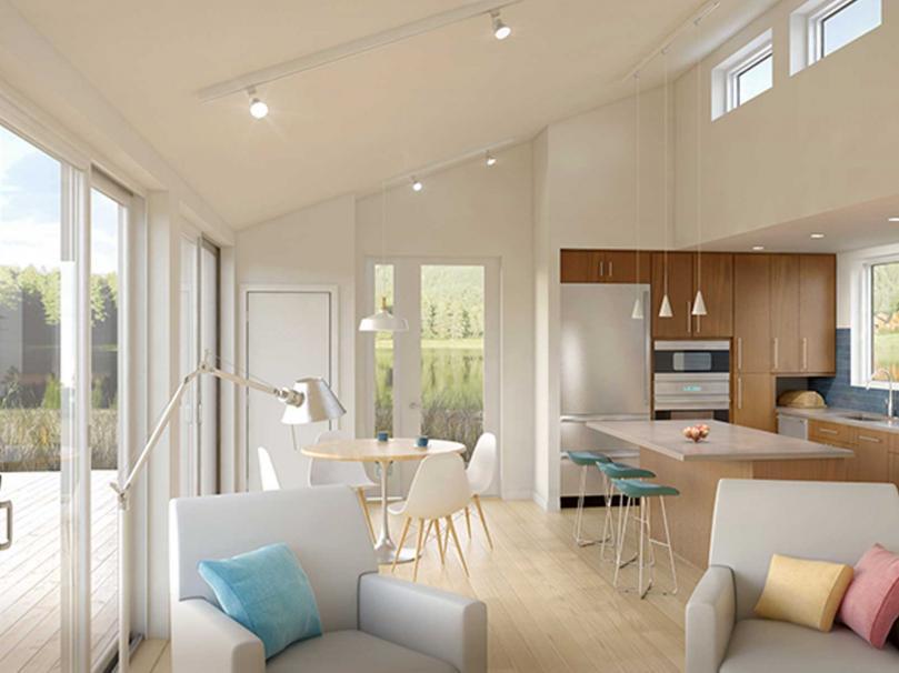 Element Home Interior