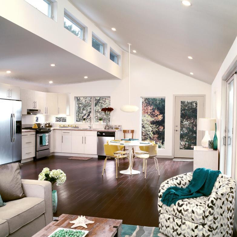 Interior space design