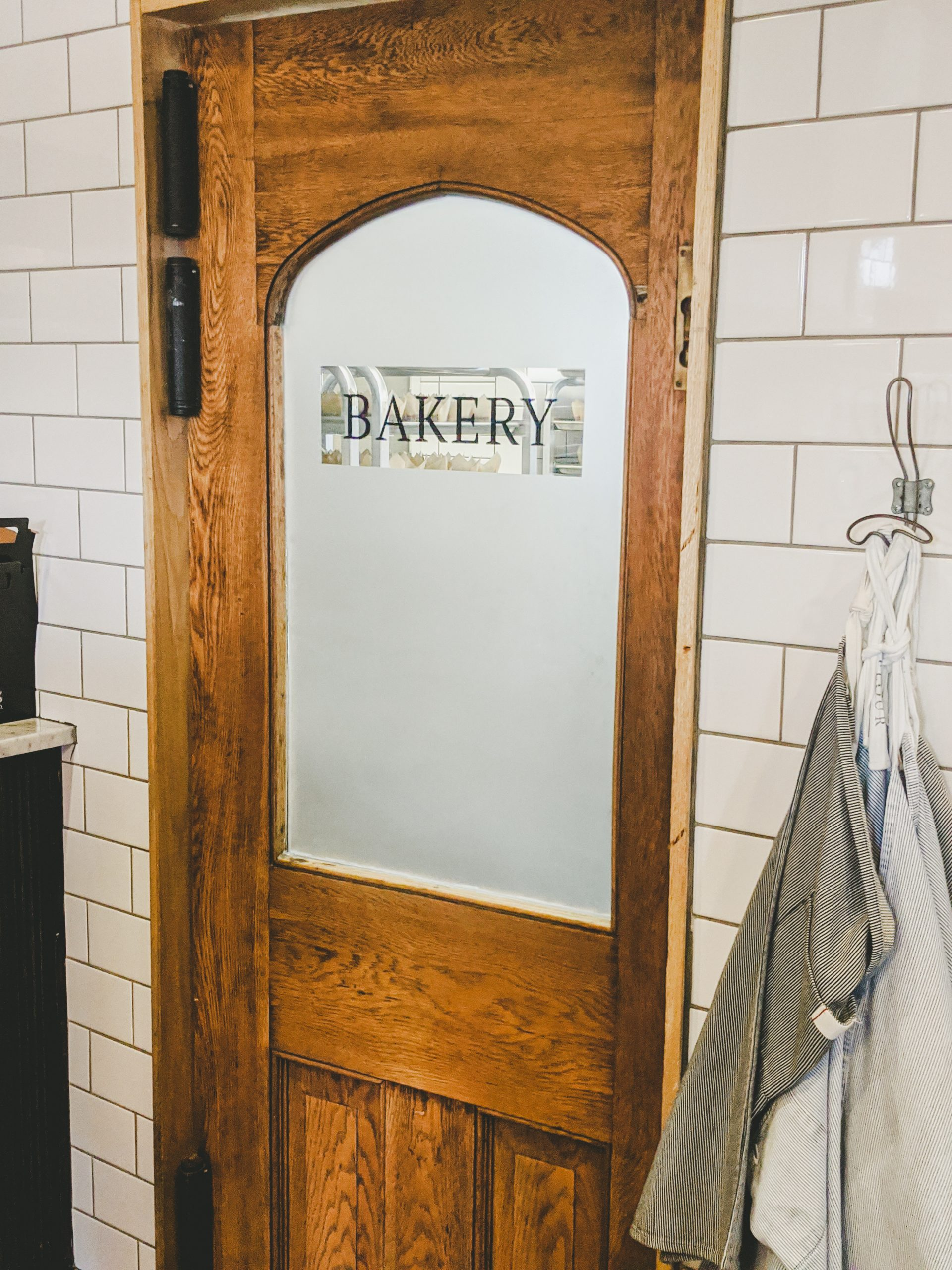 silos baking co. bakery door